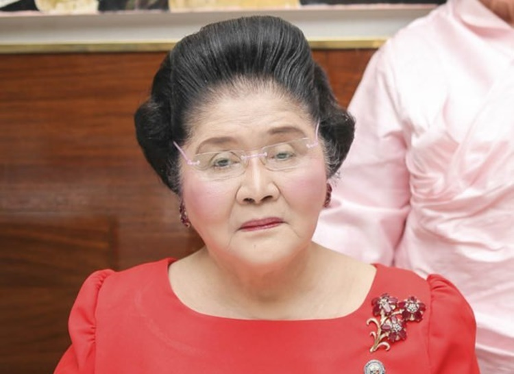 Arrest Imelda, bar her from running for office again 1