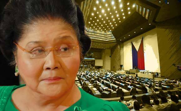 Pasaway! Imelda still uses protocol plate despite House recall