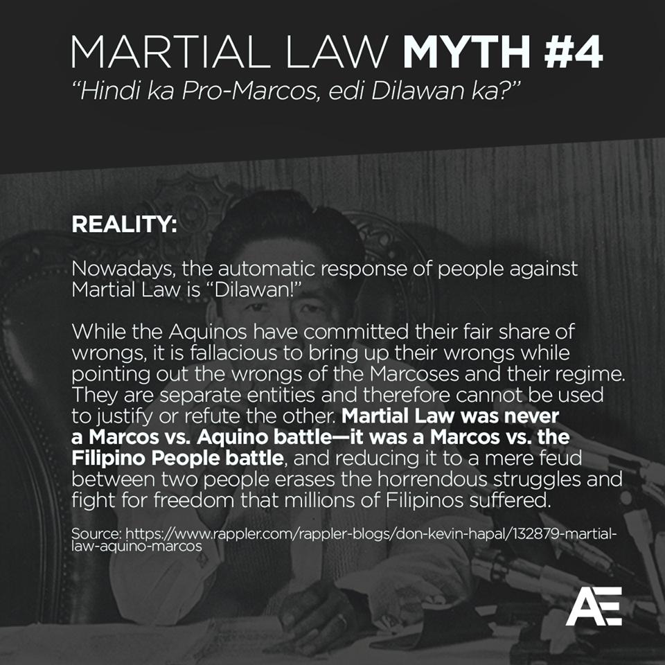 Martial Law Myths 10
