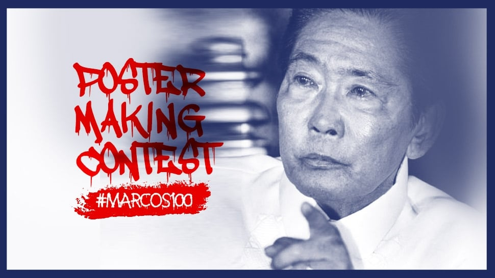 Artists are Trolling the Marcos Pa Rin! Poster Making Contest on Twitter