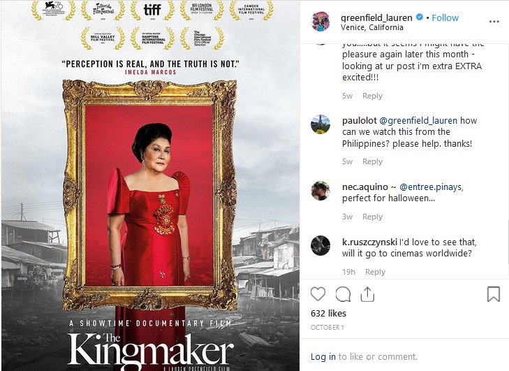 The Kingmaker Documentary Exposes the Unapologetic Opulence of Imelda Marcos 1