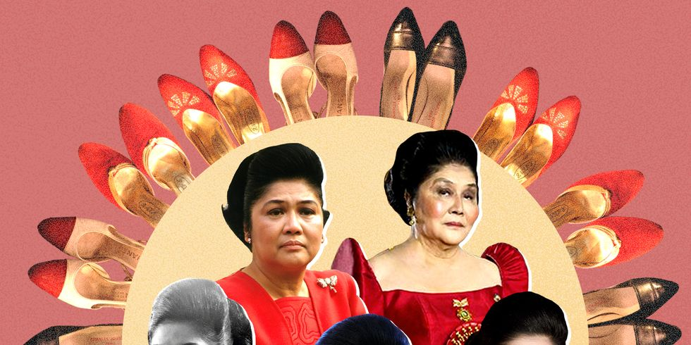 How Imelda Marcos, the Wife of a Filipino Dictator, Became an Icon of '80s Excess 9