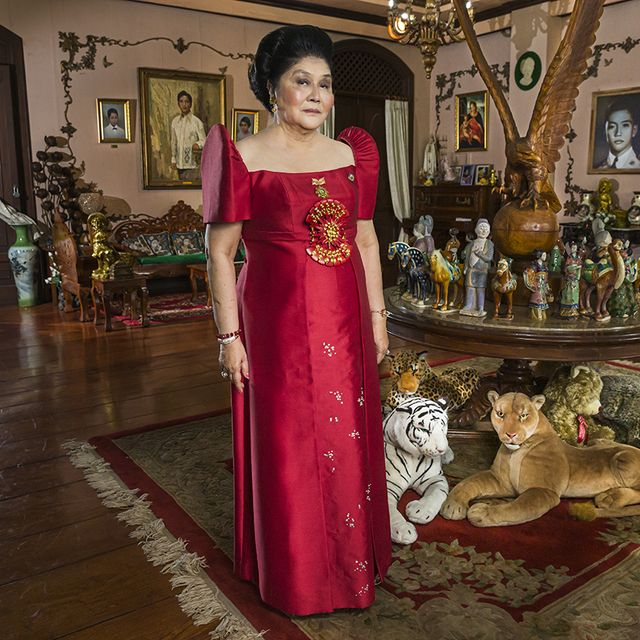 How Imelda Marcos, the Wife of a Filipino Dictator, Became an Icon of '80s Excess 16