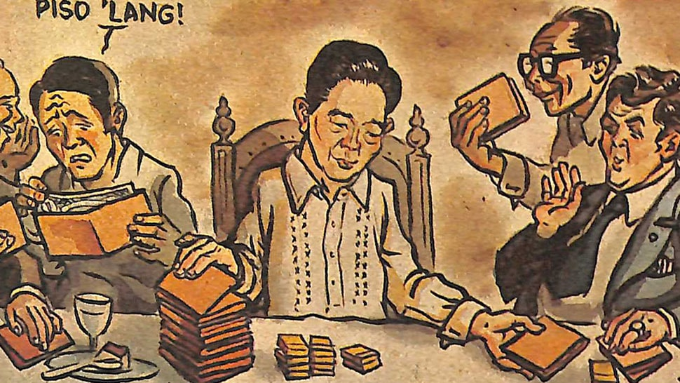 Look Back At The Philippine Free Press' Marcos-Era Editorial Cartoons