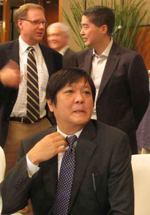 Senator Bongbong Marcos confirmed he had a direct hand in trying to withdraw US$213M from a Swiss bank in 1986 2