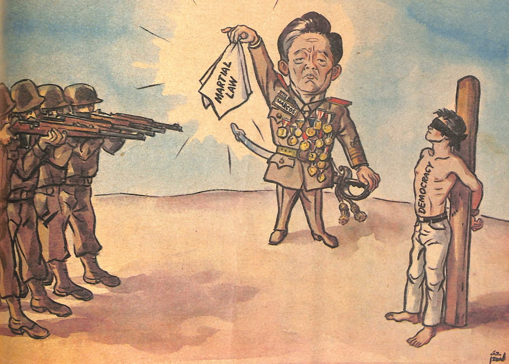 Look Back At The Philippine Free Press' Marcos-Era Editorial Cartoons 2
