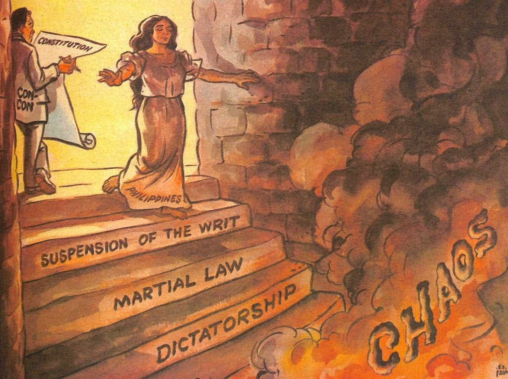 Look Back At The Philippine Free Press' Marcos-Era Editorial Cartoons 3