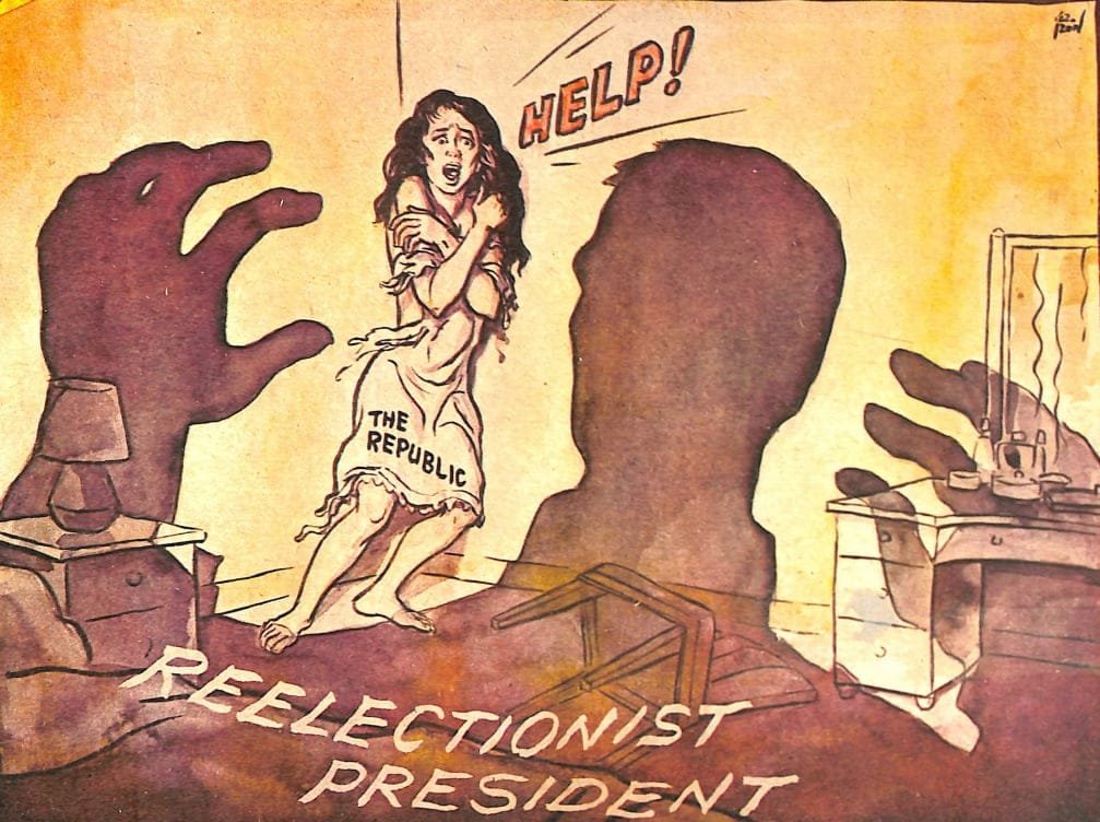 Look Back At The Philippine Free Press' Marcos-Era Editorial Cartoons 6