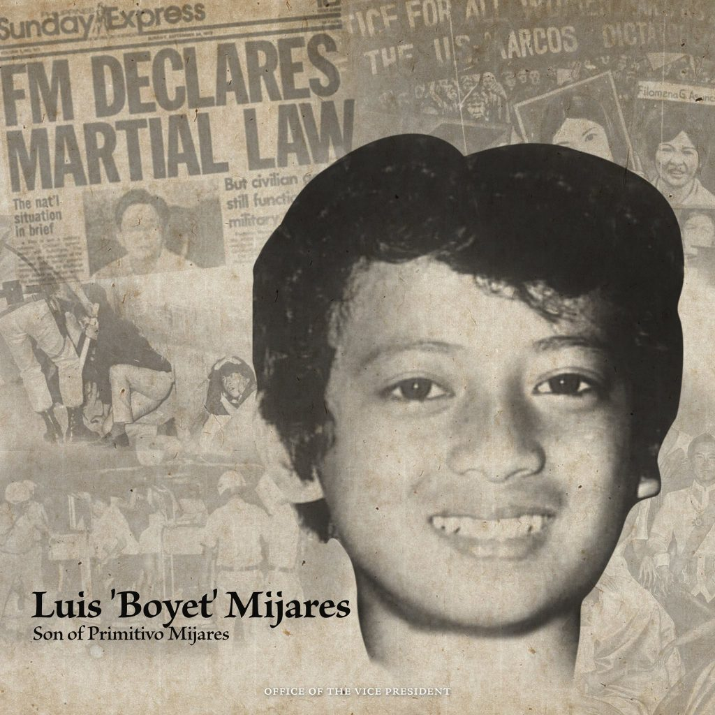 Leni Robredo shares the stories of Martial Law martyrs 3