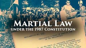 Martial Law: Is it for Good or Bad?