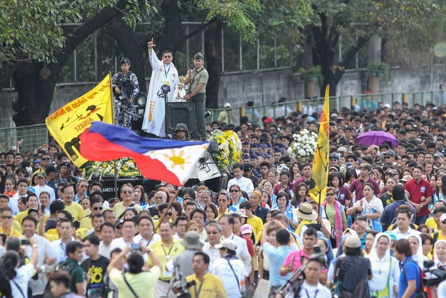 Youth told: Don't forget why EDSA happened