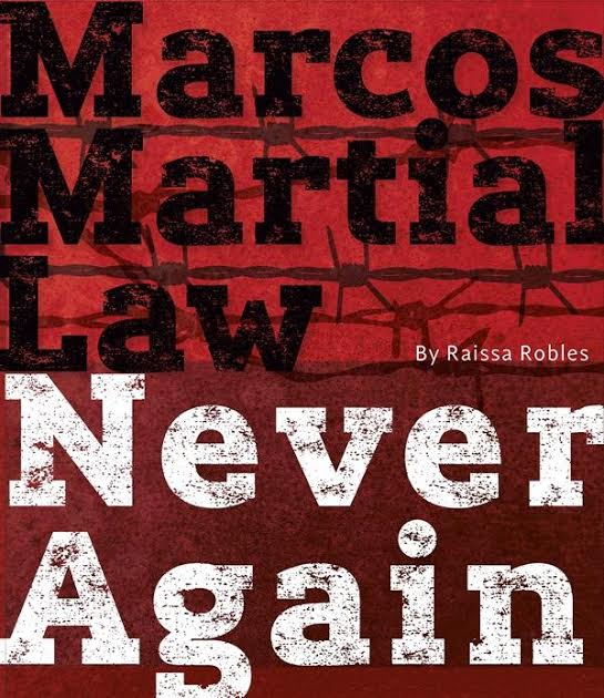Martial law–'grisly one-stop butcher shop for human rights abuses' 1